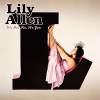 lily allen - It's Not Me, It's You - cd cover