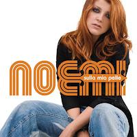 Noemi - sulla mia pelle - cd cover