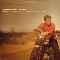 Robbie Williams - Reality Killed The Video Star - cd cover