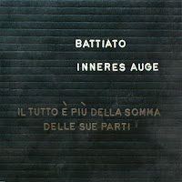 Franco Battiato - Inneres Auge - cd cover