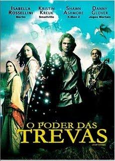 Filme Poster O Poder das Trevas DVDRip XviD Dublado