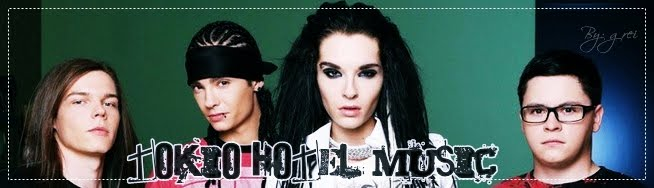Tokio Hotel Music