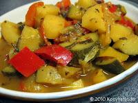 Vegetable Tari