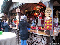 Docklands Christmas Market Dublin 2010