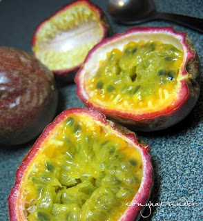 passion fruit maracuja