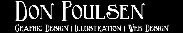 Don Poulsen: Graphic Designer