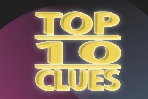 Top 10 Clues
