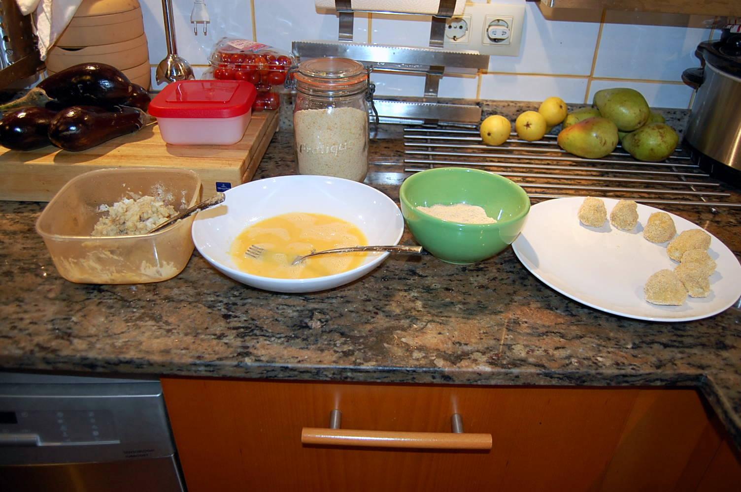 En serio y en broma croquetas de algodentro cocina de for Cocina de aprovechamiento