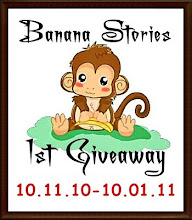 Banana Stories 1st Giveaway