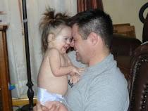 Olivia & Daddy