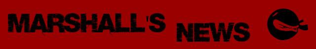 Marshall's New Media News