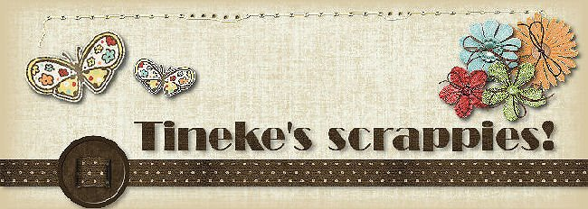 Tineke's scrappies