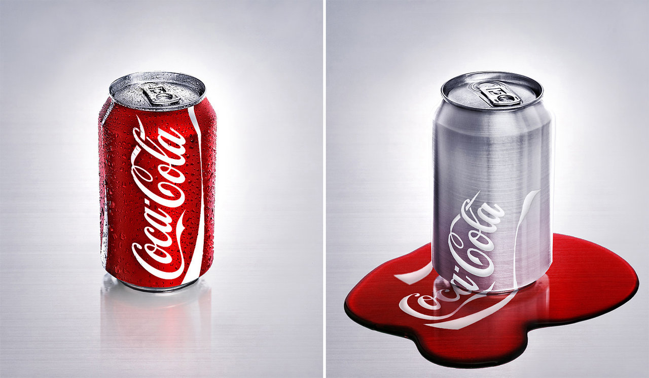 Cool Designs CocaCola