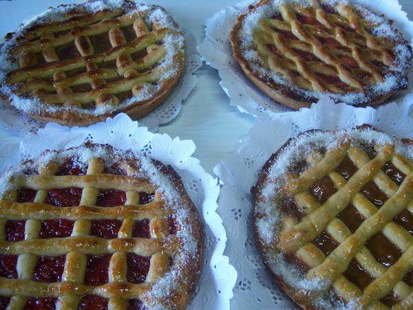 Pasate frolas De: Batata,Membrill  y Dulce de Leche