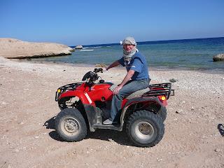Квадроцикл. Египет, Хургада
