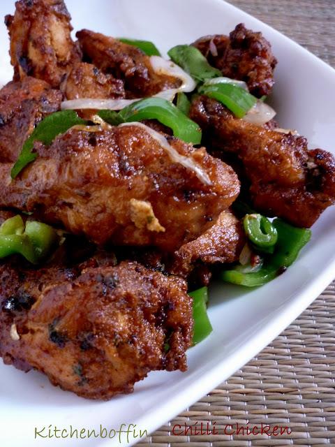 Chilli Chicken fry