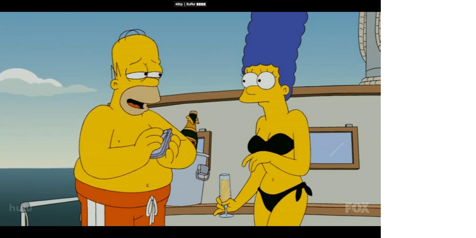 New sex clips of marge simpson play