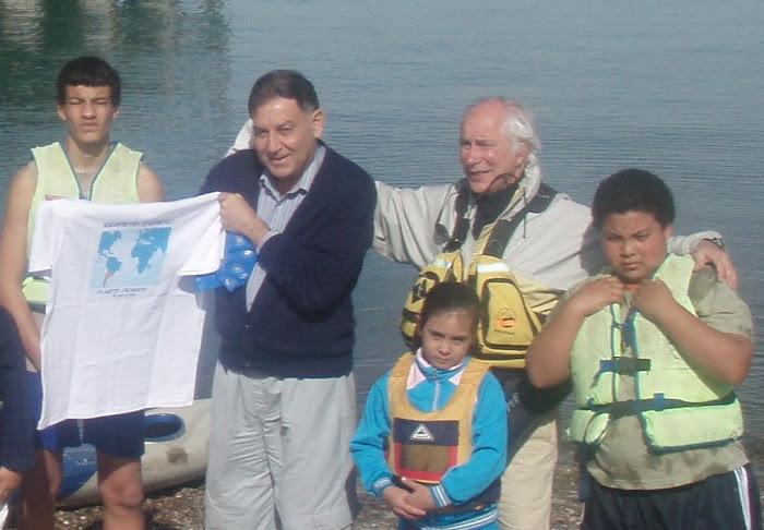 """Junto a Marcos Oliva Day y jóvenes de """"Conociendo Nuestra Casa"""""""