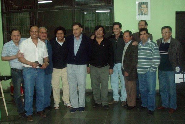 Andrés con la Banda de Juan y amigos