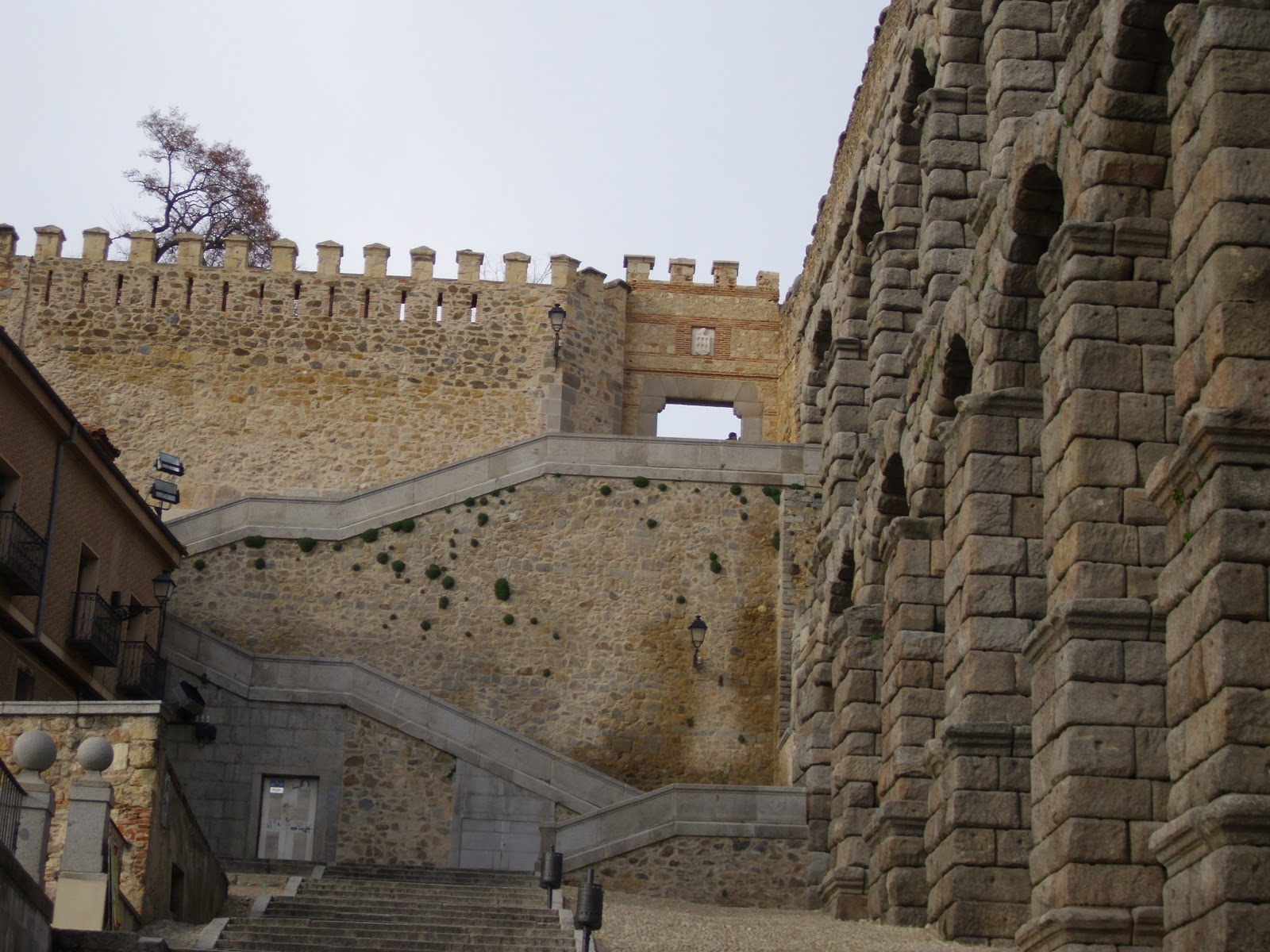 My Semester in Segovia: January 2011