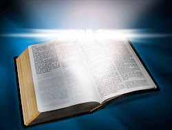 Luz para o meu caminho é a tua palavra Senhor.