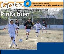 "TAPA DE BLOGS ""GOLAZO DEPORTIVO"""