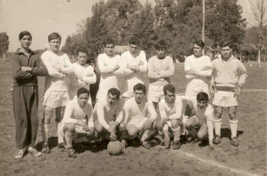 1960 - PRIMERA DIVISIÓN CAP - AÑO 1960