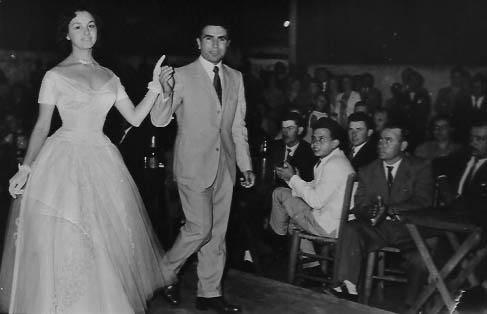 Hilda Salerno y Alberto Homsi