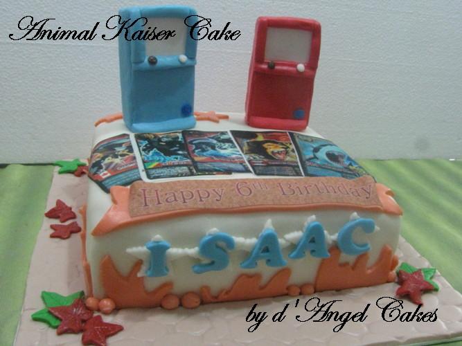 dAngel Cakes June 2010