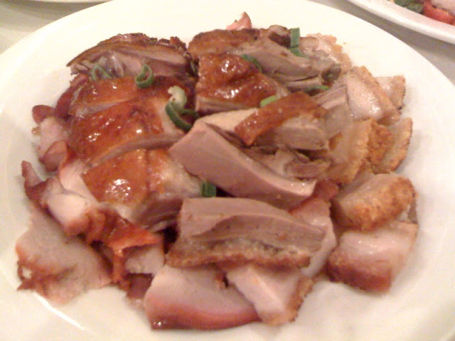 Crispy+Duck+review+roast+duck+pork+charsiew+London+Chow