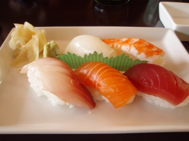 Tenshi+review+Nigiri+set+London+Chow
