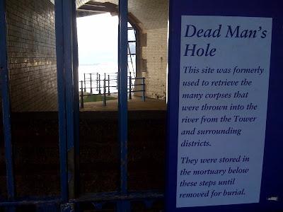 Dead-man-hole