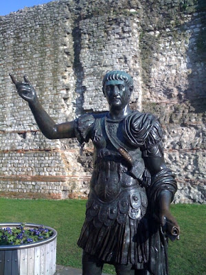 Roman-Statue