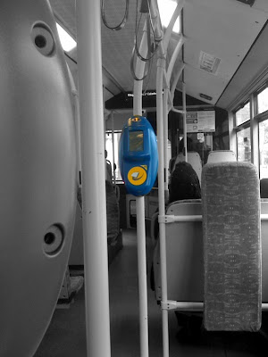 London+bus+oyster+card+reader