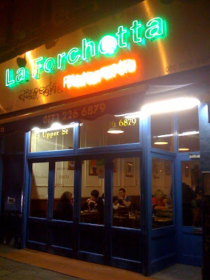La+Forchetta+pizzeria+review+London+Islington+Angel