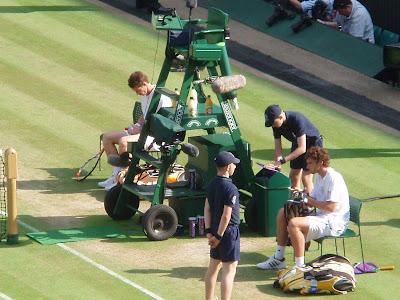 Wimbledon+2009+6+Andy+Murray+Ernests+Gulbis