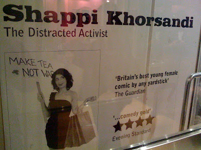 Shappi+Khorsandi+stand+up+comedy+review+Soho+theatre+Singaporean+in+London