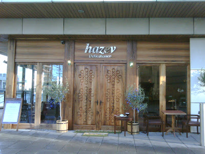 Hazev+review+London+Canary+Wharf+good+and+cheap+Turkish+food+lunch+at+London+Chow