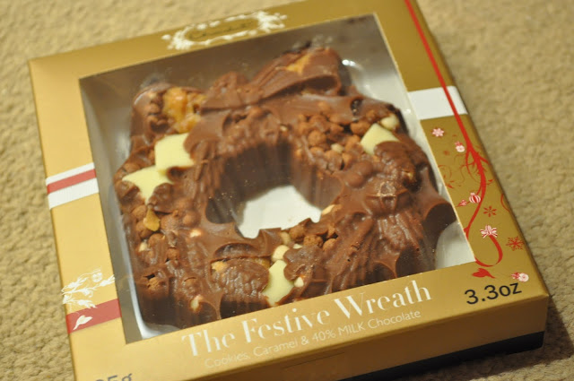 Hotel+Chocolat+Festive+Wreath+box