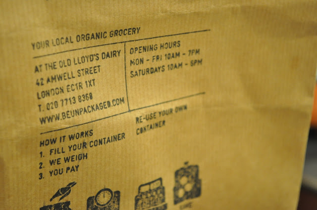 Unpackaged+Amwell+Street+London++Clerkenwell+Organic+Food+Shop+Store