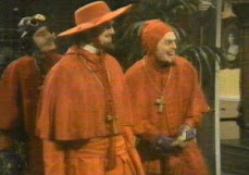 """Nobody Expects the Spanish Inquisition!"""