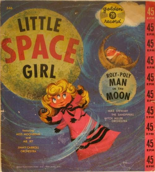 Vintage u f o vintage outer space lp covers for Retro outer space