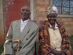 Besteforeldrene til Justus