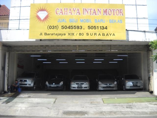 Mobil Bekas Surabaya: Jazz IDSI Manual 2005