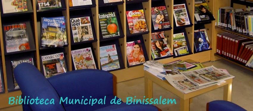 Biblioteca Municipal de Binissalem