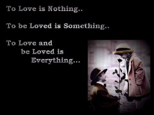 love and trust quotes. hot When love and trust meet,