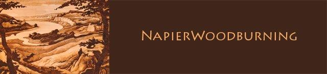 Napier Woodburning