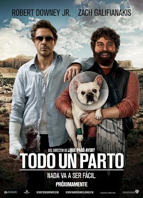 TODO UN PARTO (2010) ESPAÑOL LATINO