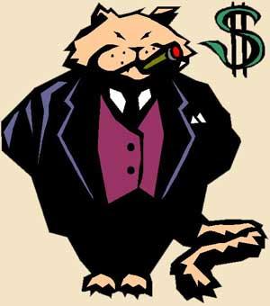 Fat Cat Bankers