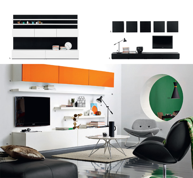 el bureau bo concept 2011. Black Bedroom Furniture Sets. Home Design Ideas